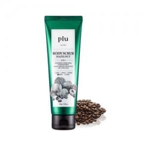 Кофейный скраб для тела Plu Body Scrub Hazelnut