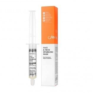 Eleven Huesday Face & Neck Sparkling Homecare Kit Набор для карбокситерапии лица и шеи в домашних ус