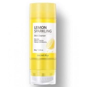 Стик очищающий Lemon Sparkling Stick Cleanser 38гр