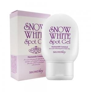 Гель для лица и тела осветляющий Secret Key Snow White Spot Gel